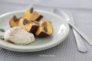 Dairy free Sweet Mascarpone Cream